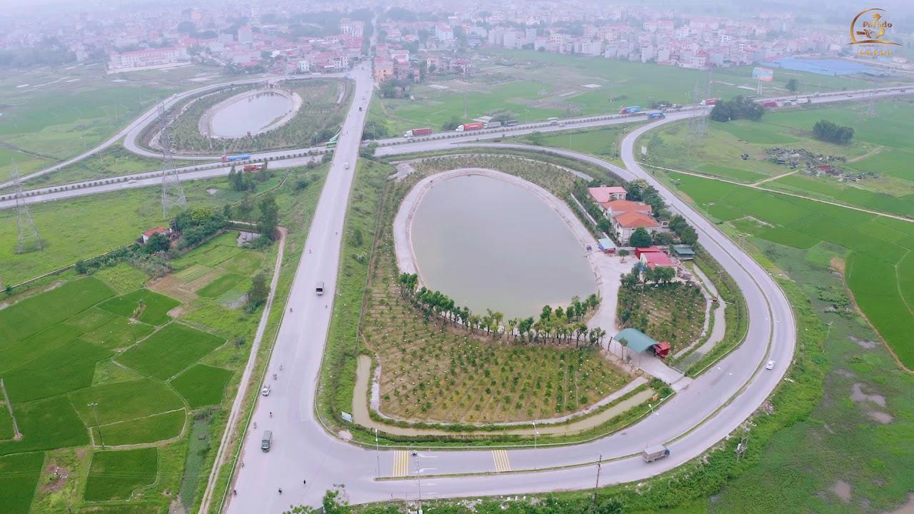 Công viên sinh thái Samsung - Yên Phong - Bắc Ninh